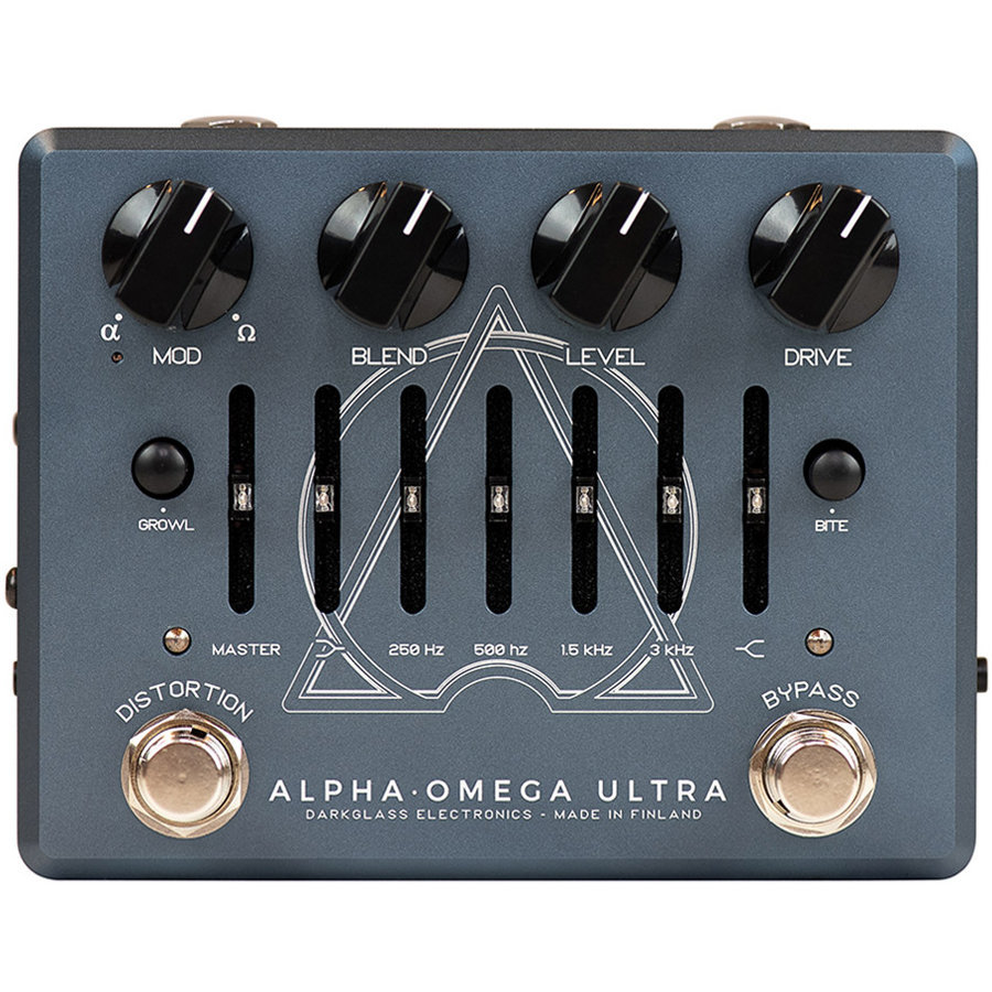 View larger image of Darkglass Electronics Alpha Omega Ultra v2 AUX Pedal