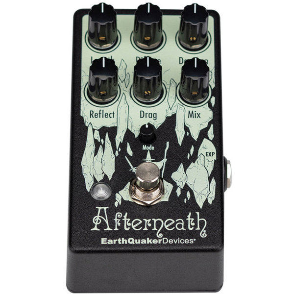 View larger image of EarthQuaker Afterneath V3 Pedal