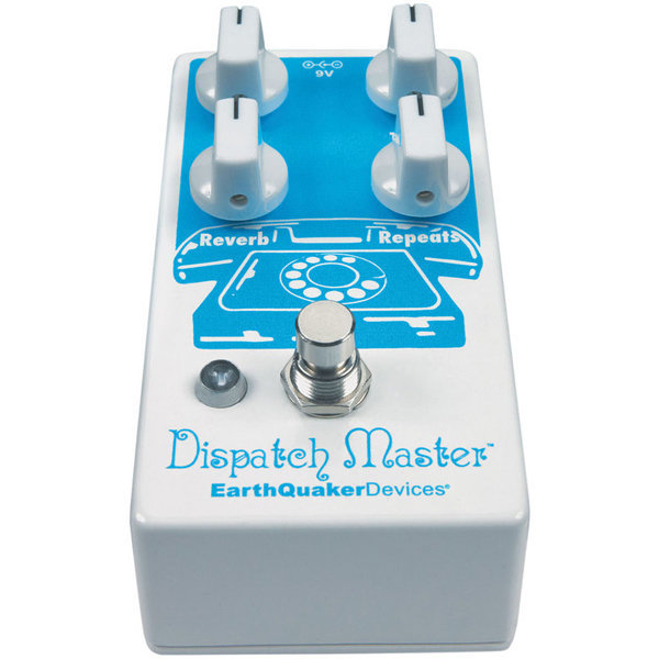 View larger image of EarthQuaker Dispatch Master V3 Pedal