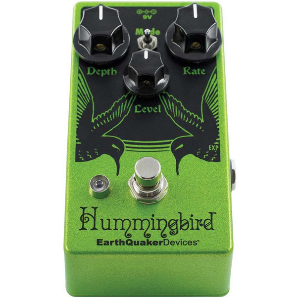 View larger image of EarthQuaker Hummingbird V4 Pedal