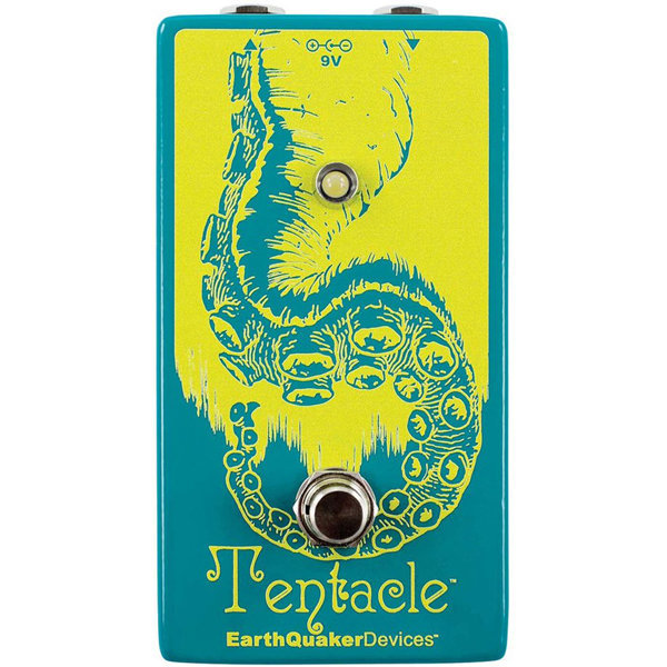 View larger image of EarthQuaker Tentacle V2 Analog Octave Up Pedal