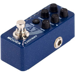 Mooer A7 Ambiance Micro Reverb Guitar Pedal