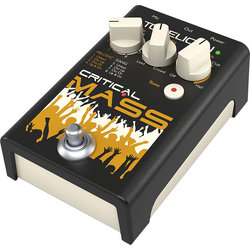 TC Helicon Critical Mass Vocal Harmony Pedal