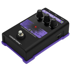 TC Helicon VoiceTone X1 Vocal Effects Pedal
