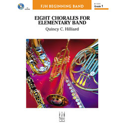 Eight Chorales for Elementary Band