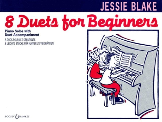 View larger image of Eight Duets For Beginners - Piano Solos With Duet Accompaniment