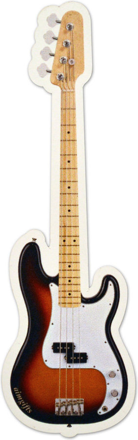 View larger image of Electric Bass Magnet - 6