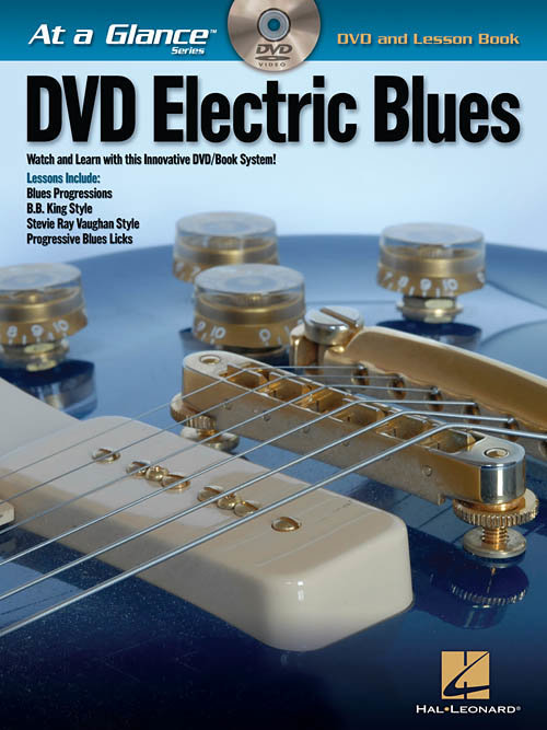 View larger image of Electric Blues - At A Glance w/DVD