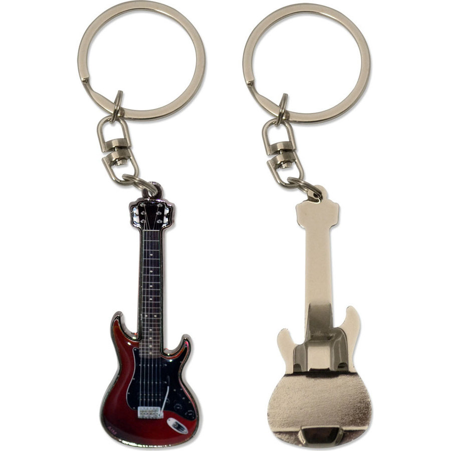 View larger image of Electric Guitar Bottle Opener