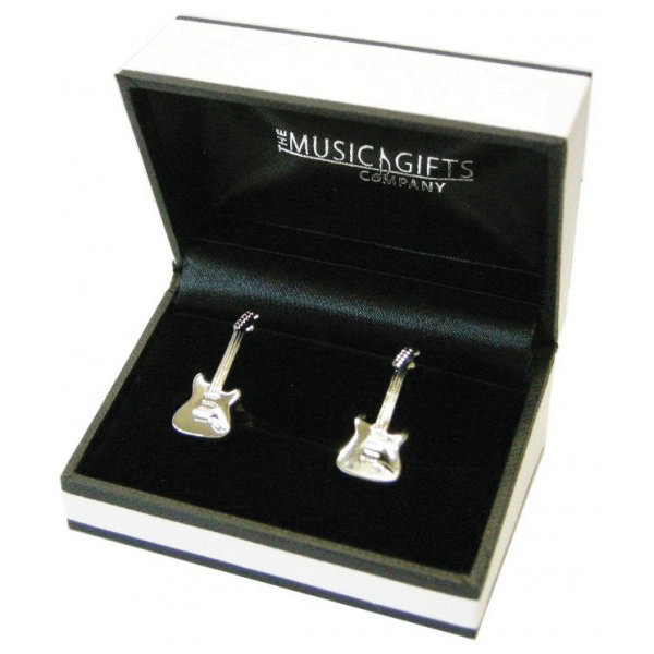 View larger image of Electric Guitar Cuff Links