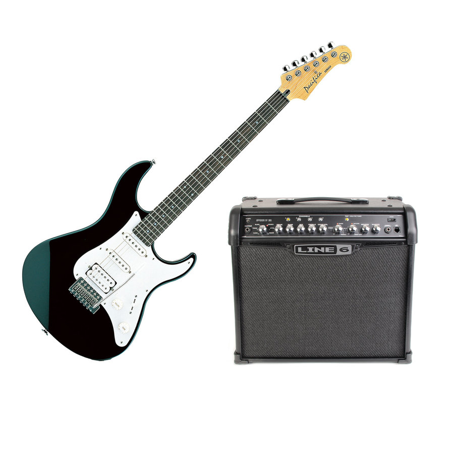 View larger image of Electric Guitar & Practice Amp - Rental