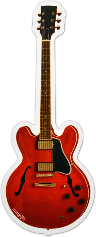 View larger image of Electric Guitar Red Magnet - 6