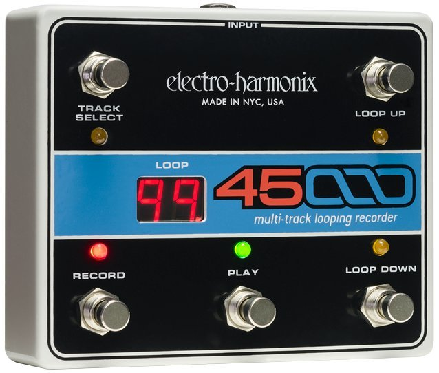 View larger image of Electro-Harmonix 45000 Foot Controller