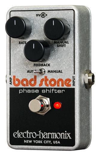 View larger image of Electro-Harmonix Bad Stone Phase Shifter Pedal