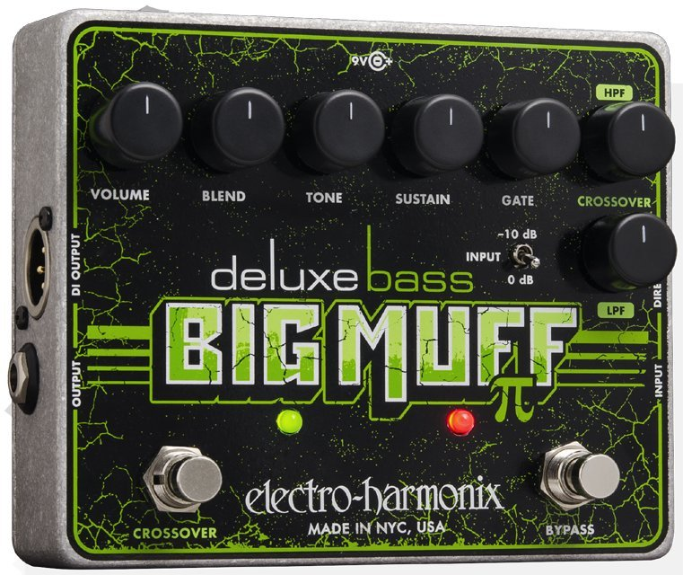 View larger image of Electro-Harmonix Deluxe Bass Big Muff Pi Distortion/Sustainer