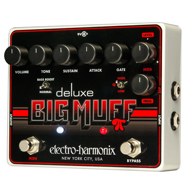 View larger image of Electro-Harmonix Deluxe Big Muff Pi Fuzz Pedal