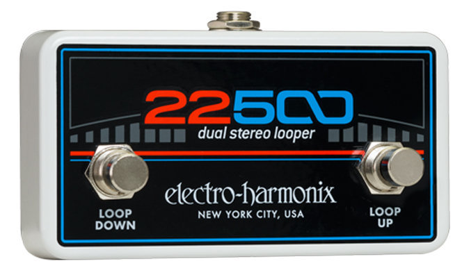 View larger image of Electro-Harmonix Dual Stereo Looper for 22500