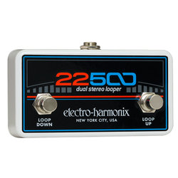 Electro-Harmonix Dual Stereo Looper for 22500