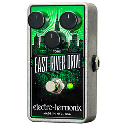 Electro-Harmonix East River Drive Overdrive Pedal