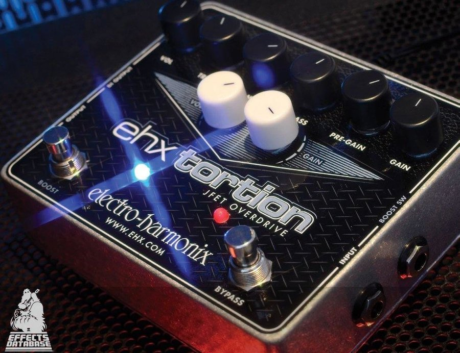 View larger image of Electro-Harmonix EHX Tortion JFET Pedal