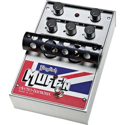 Electro-Harmonix English Muff'n Tube Distortion/Preamp