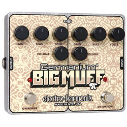 Electro-Harmonix Germanium 4 Big Muff Pi Distortion/ Overdrive