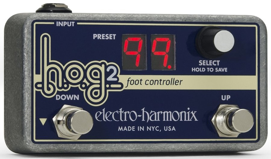 View larger image of Electro-Harmonix HOG2 Foot Controller