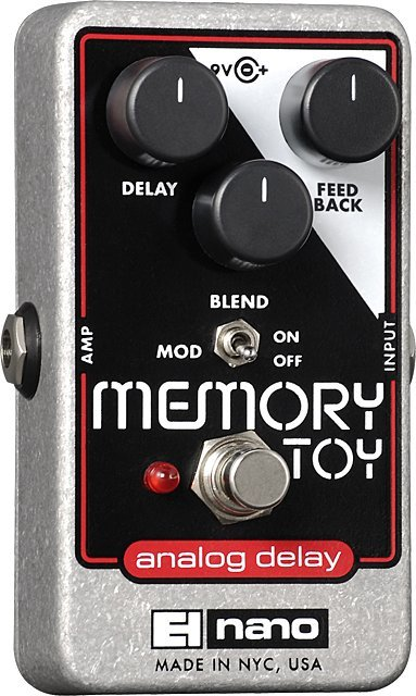 View larger image of Electro-Harmonix Memory Toy Analog Delay With Modulation