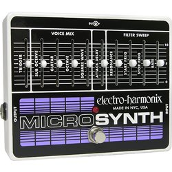 Electro-Harmonix Micro Synthesizer Analog Guitar Microsynth