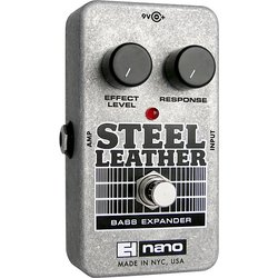 Electro-Harmonix Steel Leather Attack Expander for Bass Guitar