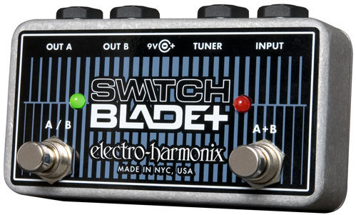 View larger image of Electro-Harmonix Switchblade Plus Channel Selector