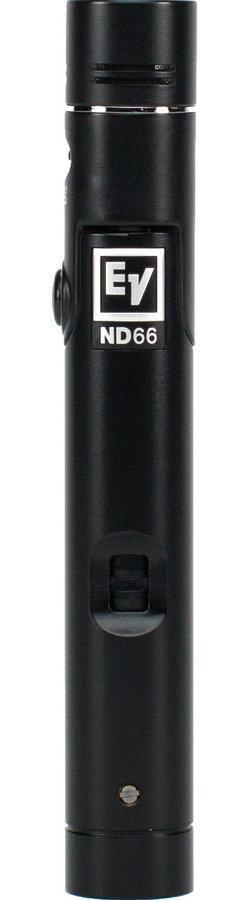 View larger image of Electro-Voice ND66 Condenser Cardioid Instrument Microphone