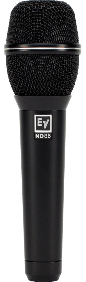 View larger image of Electro-Voice ND86 Dynamic Supercardioid Vocal Microphone