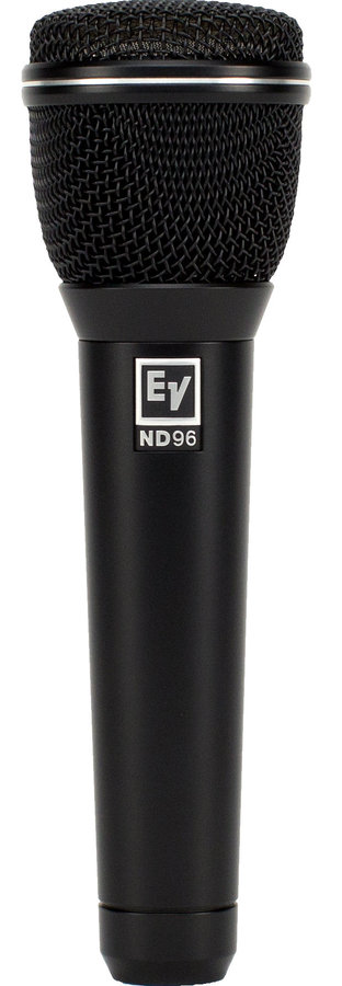 View larger image of Electro-Voice ND96 Dynamic Supercardioid Vocal Microphone