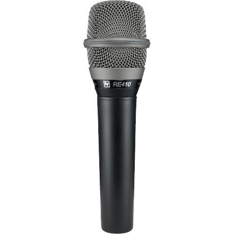 View larger image of Electro-Voice RE410 Premium Condenser Cardioid Vocal Microphone
