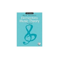 Elementary Music Theory, 2nd Edition Note Speller