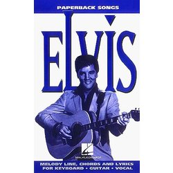 Elvis - Paperback Songs