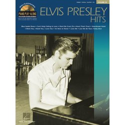 Elvis Presley Hits Volume 35 - Piano Play-Along with CD