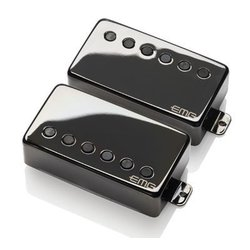 EMG JH HET Pickup Set - Black Chrome