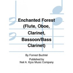Enchanted Forest - Mixed Woodwind Ensemble