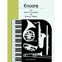 Encore - for Horn in F and Piano
