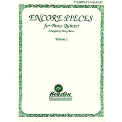 Encore Pieces For Brass Quintet - Trumpet I