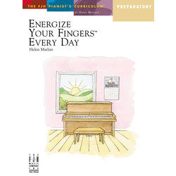 Energize Your Fingers Every Day - Preparatory