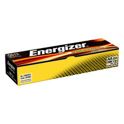 Enerizer EN-EN91 Inductrial AA Batteries - 24 Pack