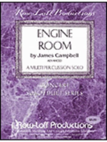 View larger image of Engine Room (Multi Percussion Solo)
