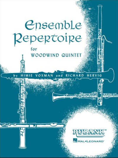 View larger image of Ensemble Repertoire for Woodwind Quintet - Bassoon