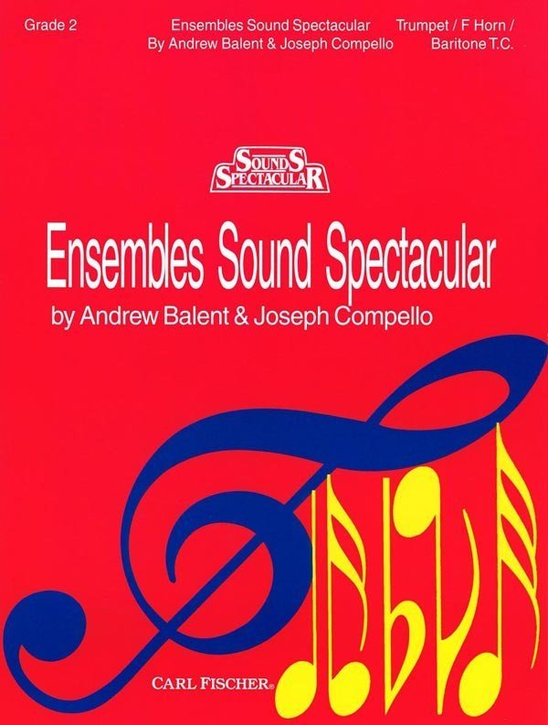 View larger image of Ensembles Sound Spectacular Book 2 - Bass Clef Instrument (Trombone/Baritone BC/Bassoon/Tuba)