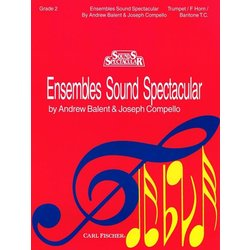 Ensembles Sound Spectacular Book 2 - Bass Clef Instrument (Trombone/Baritone BC/Bassoon/Tuba)