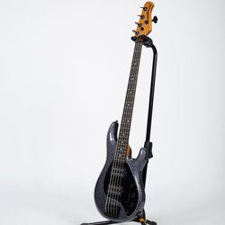Ernie Ball Music Man StingRay 5-String Bass Guitar - Charcoal Sparkle