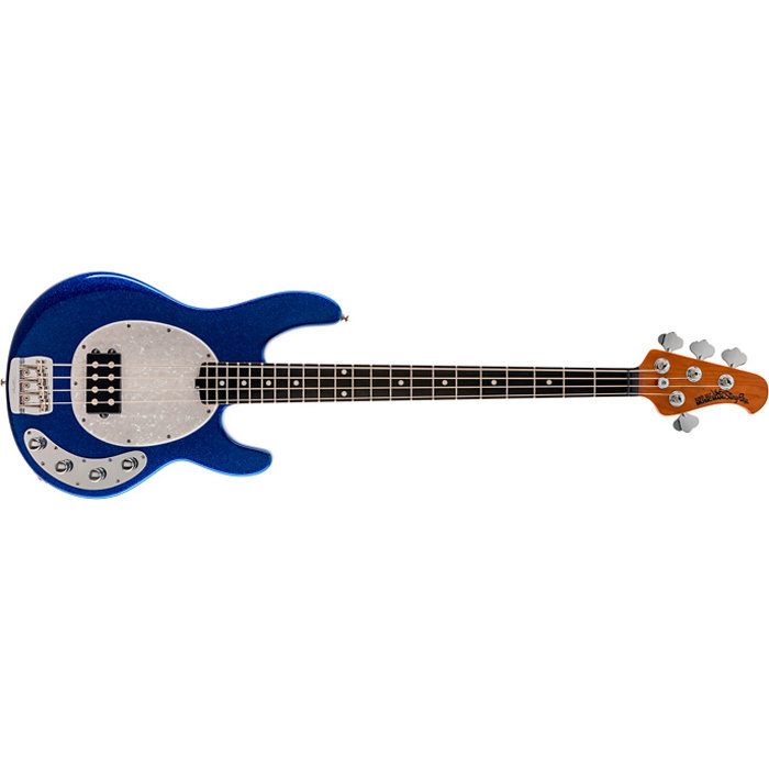 View larger image of Ernie Ball Music Man StingRay Special Bass Guitar - Tectonic Blue Sparkle